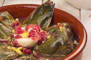 Receta de guiso de alcachofas con jamón
