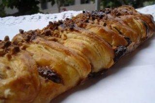 Receta de gulash - hojaldre con frutos secos