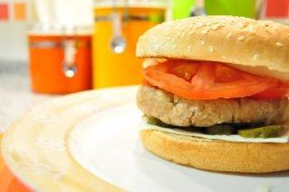 Receta de hamburguesa completa