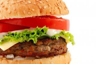 Receta de hamburguesa de atún fresco