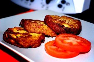 Receta de hamburguesa de coliflor