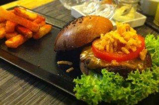 Receta de hamburguesa de ternera