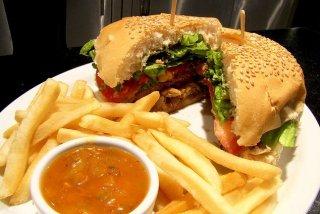 Receta de hamburguesas de lentejas