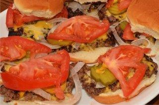 Receta de hamburguesitas