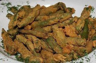 Jud as verdes rebozadas receta - Calorias de las judias verdes ...