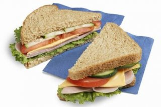 Receta de king sandwich