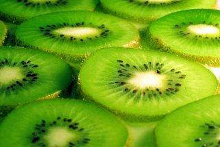 Receta de kiwi crocante