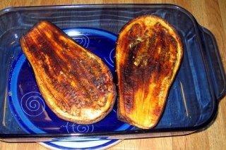 Receta de berenjenas a la plancha con salsa worcestershire