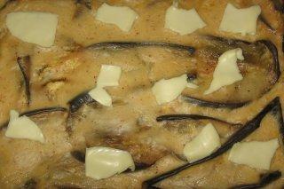 Receta de lasaña de berenjenas con mozarella