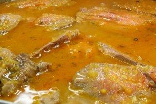 Receta de lengua en salsa