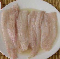 Receta de lenguado con salsa de endivias y bacon en thermomix