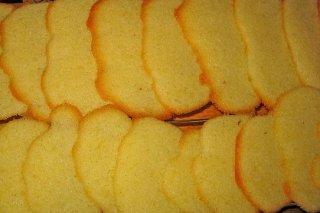 Receta de lenguas de gato al limón
