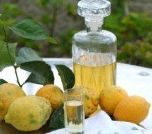 Receta de licor limoncello