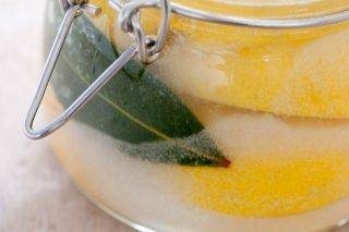 Receta de limón confitado