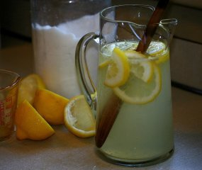 Receta de limonada fácil