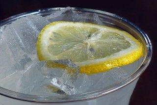 Receta de limonada mineralizada