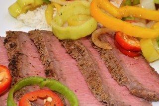 Receta de lomo de cerdo asado macerado en mostaza