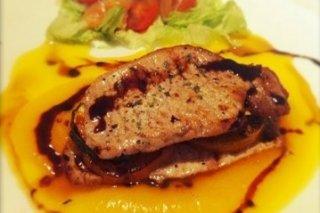 Receta de lomo de cerdo con salsa de módena