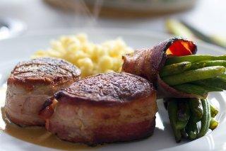 Receta de lomo de cerdo con verduras