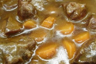 Receta de lomo en salsa