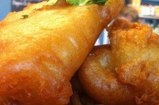 Receta de lomos de pescado fritos