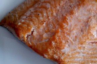 Receta de lomos de salmón asados