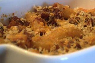 Receta de macarrones picantes con chorizo