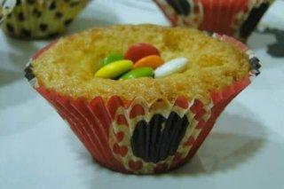 Receta de magdalenas caseras con trocitos de chocolate