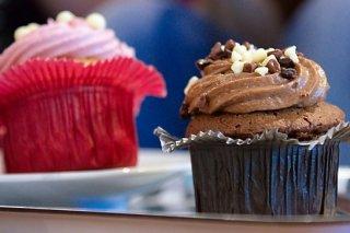 Receta de magnolia cupcakes