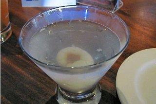 Receta de martini lychee
