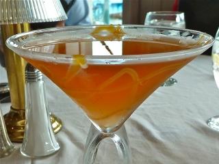 Receta de martini semiseco