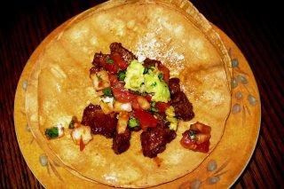 Receta de masa para tacos