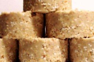 Receta de mazapán de cacahuate
