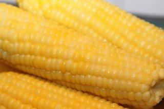 Receta de mazorca de maíz con salsa picante