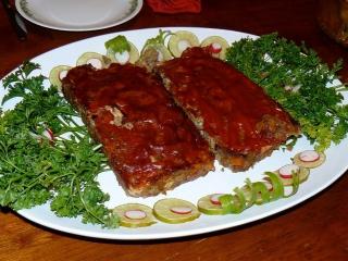 Receta de meatloaf