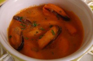 Receta de mejillones en salsa con guindillas