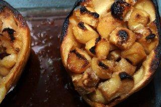 Receta de membrillo al horno con licor de moras