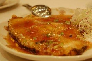 Receta de merluza con salsa picante