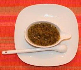 Receta de mermelada de calabacín