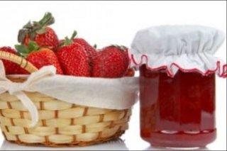 Receta de mermelada de fresa sin azúcar