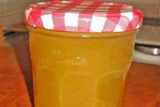 Receta de mermelada de manzana verde