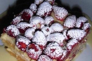 Receta de milhojas de fresa