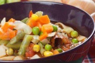 Receta de minestrone de verduras