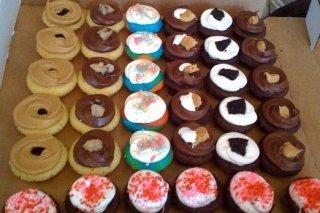 Receta de mini cupcake