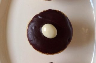 Receta de mini cupcakes de chocolate