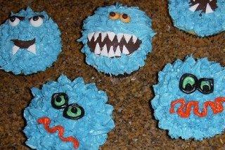 Receta de monstruos para halloween