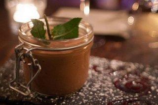Receta de mousse de chocolate en thermomix