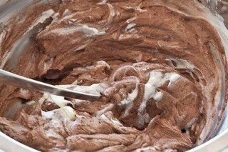 Receta de mousse de castañas y chocolate