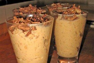 Receta de mousse de castañas