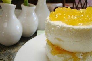 Receta de mousse fácil de limón